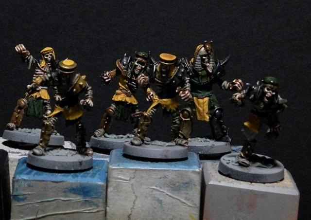 The mummy's Patriots PB100005