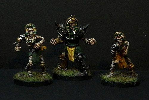 The mummy's Patriots PB290002