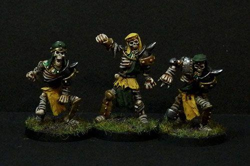 The mummy's Patriots PB290005