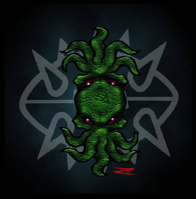 Tribute to H.P. Lovecraft - Cthulhu Mythos 12571154_1261598127200639_297922406_n