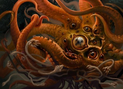 Tribute to H.P. Lovecraft - Cthulhu Mythos Azathoth