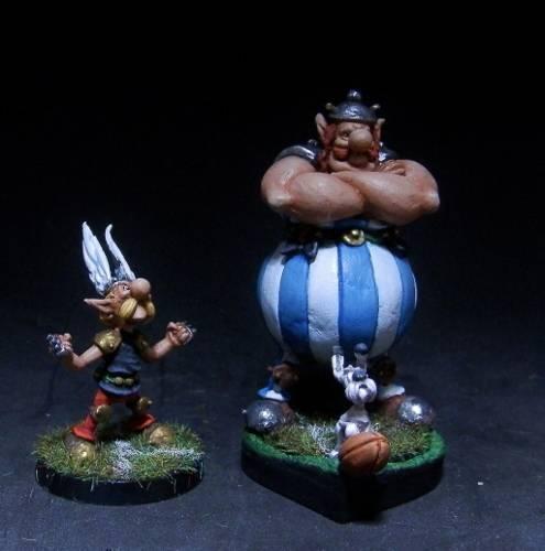 Asterix BB team.  (o Asterix y Obelix.. e Idefix jugando al rugby) P5140017%20495x500