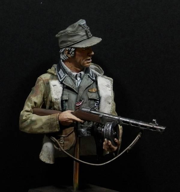 Sargento Steiner (alexandros models, 200mm.) P5190002web