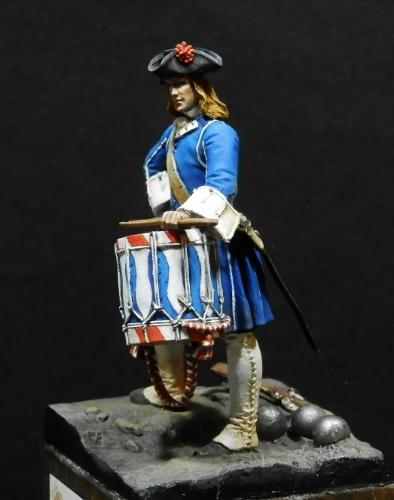 Tambor del regimiento de Miquelets de St. Narcis, Girona. (1714) PA290002%20394x500