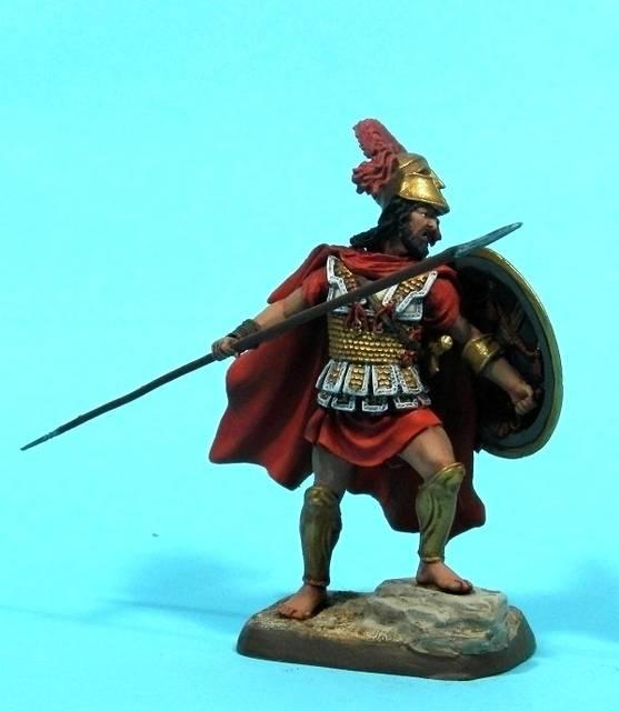 Leonidas I  King of Sparta 489-480 AC P3090001