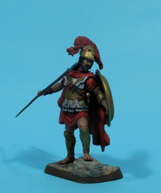 Leonidas I  King of Sparta 489-480 AC P3090002