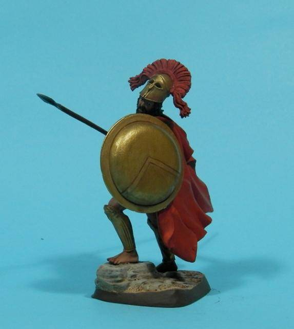 Leonidas I  King of Sparta 489-480 AC P3090003