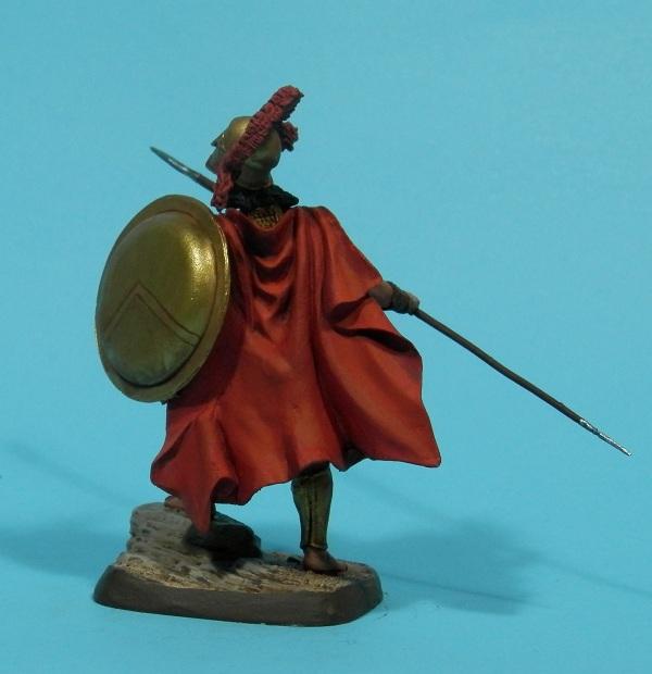 Leonidas I  King of Sparta 489-480 AC P3090004