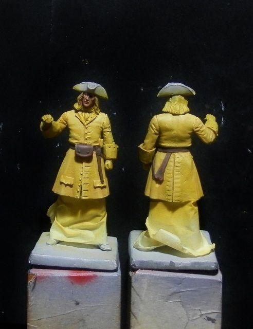 Soldado del regimiento de Nostre Sra.del Roser (Barcelona 1714) P7220001