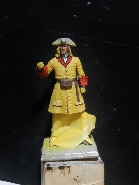 Soldado del regimiento de Nostre Sra.del Roser (Barcelona 1714) P7220004