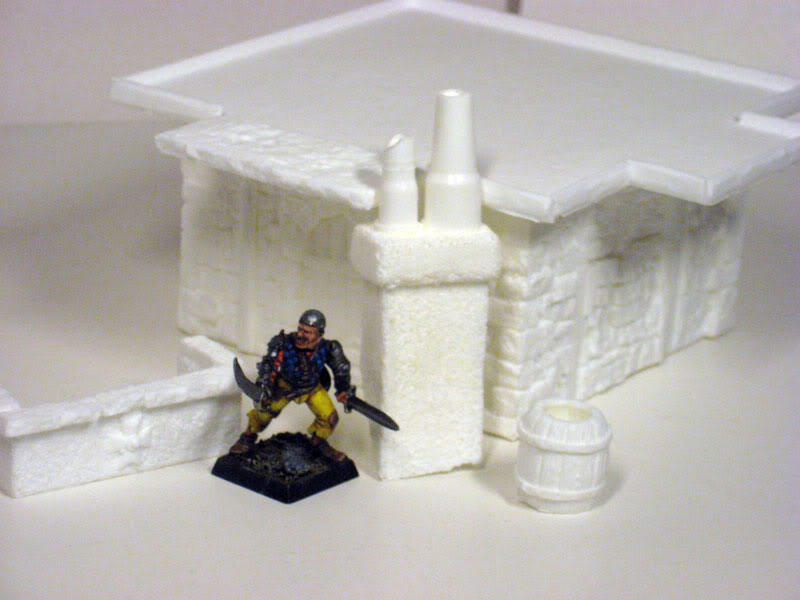 quick - Tabletop World's Merchant's House - Super quick review Merchanthouse-03