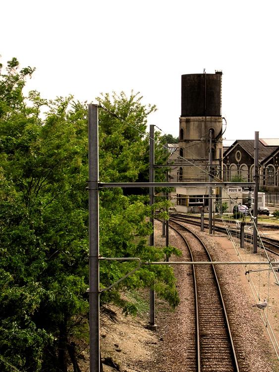 Défi Mai/Juin 07 : Train et rails P1010014