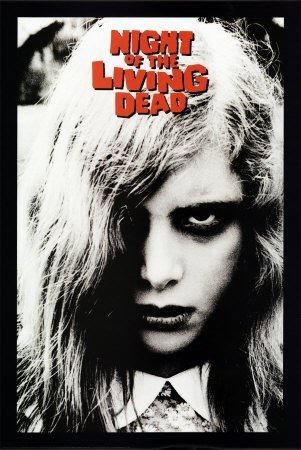 Zombies destacados y terroríficos Night-of-the-Living-Dead-Poster-C10