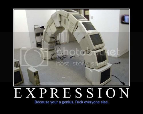 Motivational Posters - Page 2 Expression