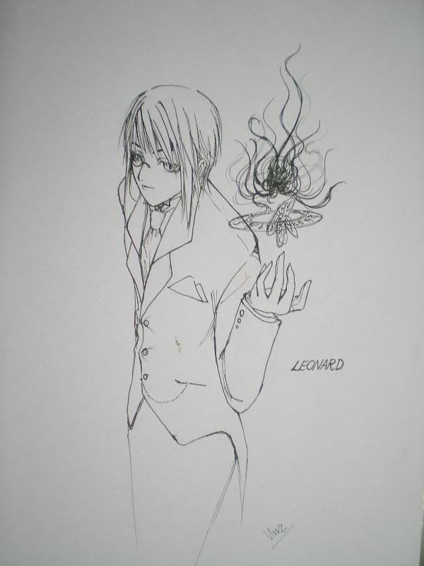 [Character-25] เยลลี่ (แก้ไขประวัติ+ภาพร่างมิคาเอล+ตอนเป็นคน+พ่อบ้าน Introมาแล้ว) DSCN3279