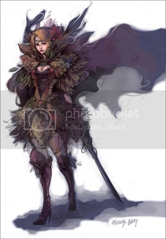 Personajes FairyQueenIdelai