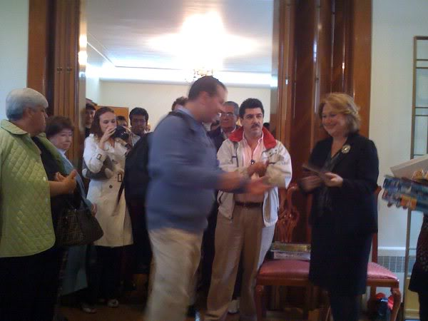 Concurso Embajada de Polonia *Fotos* 23