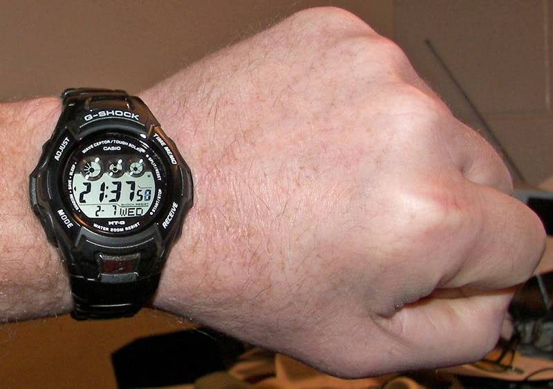 The first G-Shock -- Story of the development of the Casio Icon C957b20f