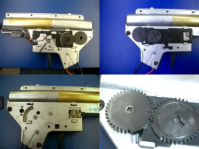 What type of gearbox does my gun have? Ver8