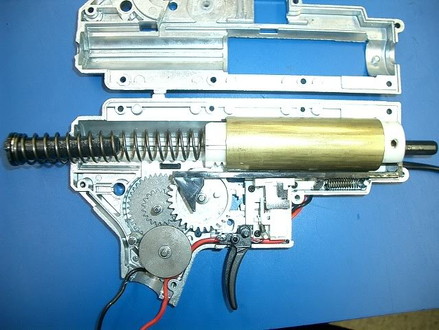 What type of gearbox does my gun have? Ver82