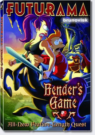 Futurama - O Jogo de Bender FuturamaMovie03