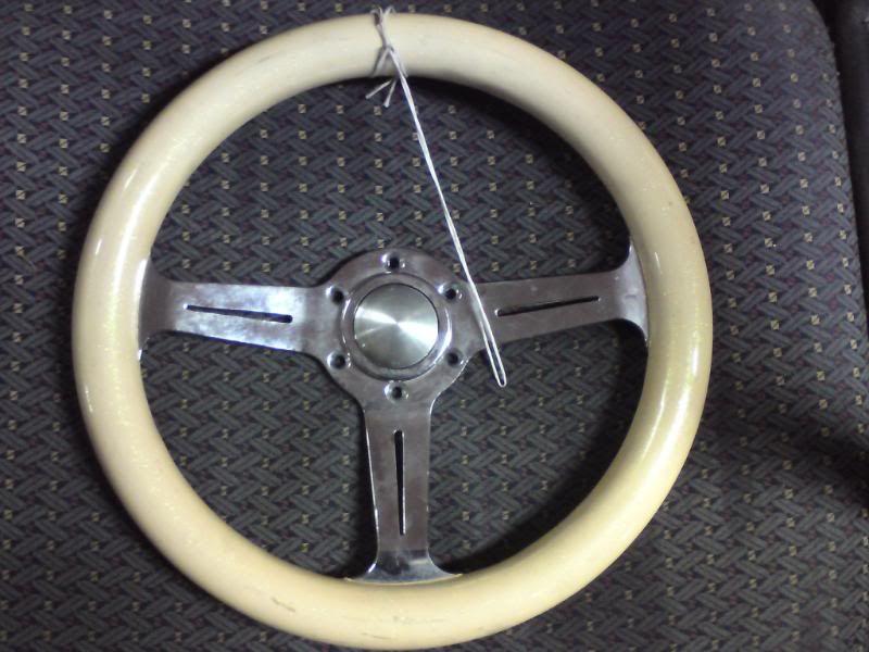 Recon VIP wood steering DSC02200