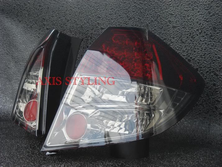 LED taillamp for cars and van.. GE6_LED_SMOKE