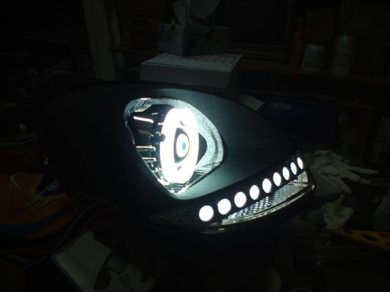 Headlamp Customizing.. DSC01839
