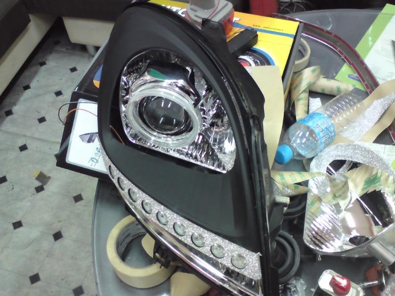 Headlamp Customizing.. DSC01845