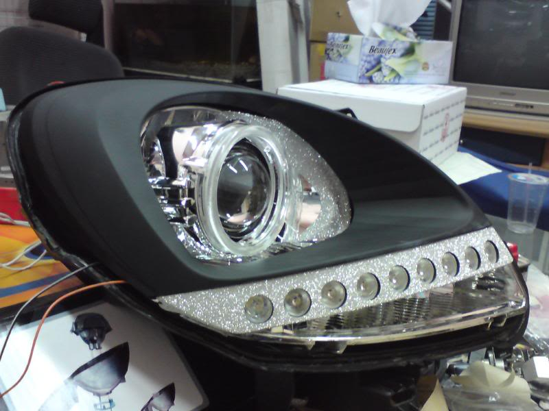 Headlamp Customizing.. DSC01846