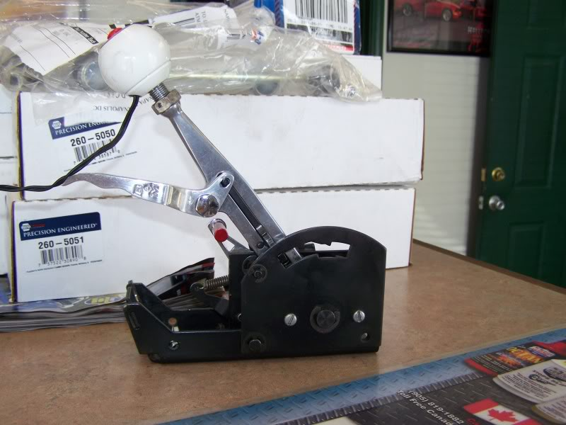 Hemi Twin Turbo Outlaw 10.5 Shelby build 100_1705