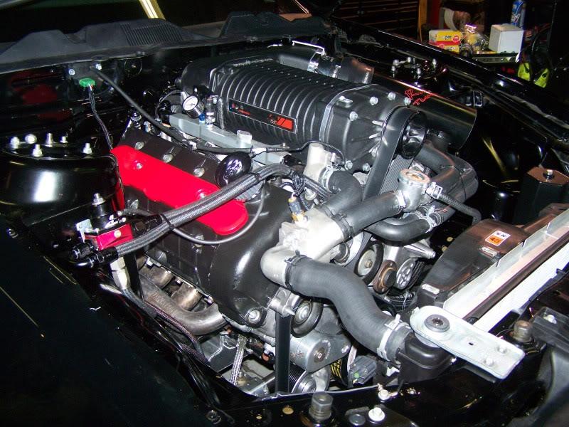 Hemi Twin Turbo Outlaw 10.5 Shelby build 100_1958