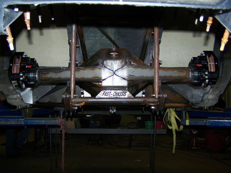 Hemi Twin Turbo Outlaw 10.5 Shelby build - Page 3 100_2177