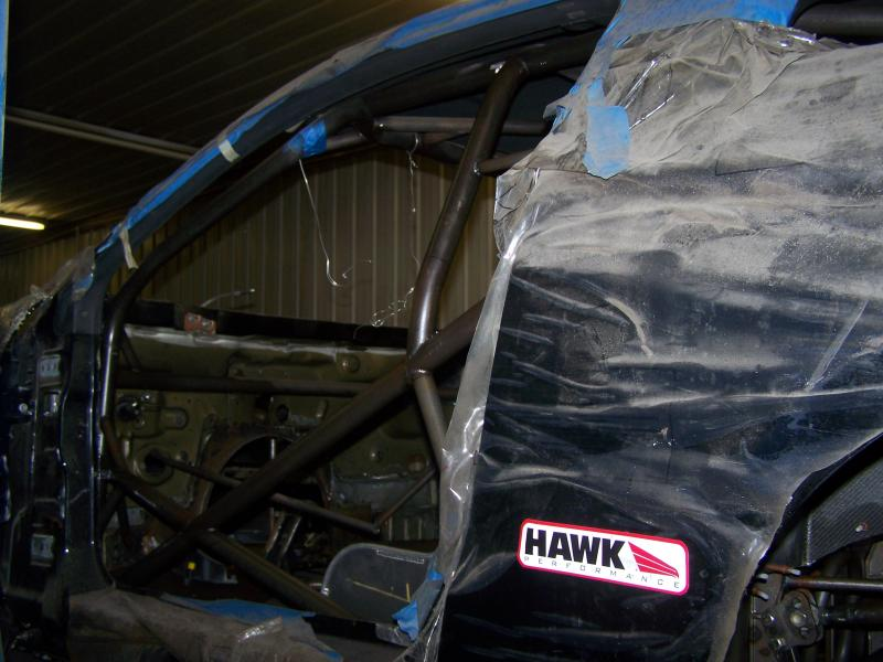 Hemi Twin Turbo Outlaw 10.5 Shelby build - Page 3 100_2185