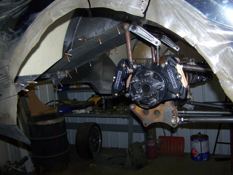 Hemi Twin Turbo Outlaw 10.5 Shelby build - Page 3 100_2190