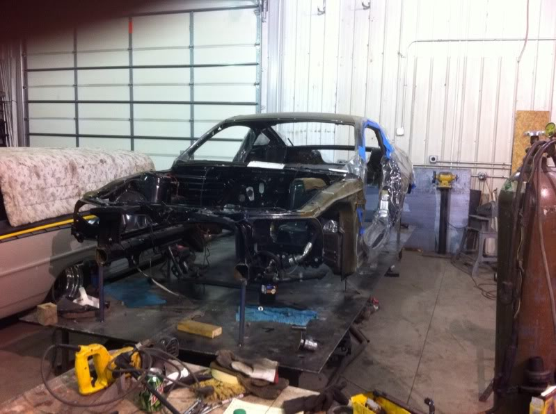 Hemi Twin Turbo Outlaw 10.5 Shelby build - Page 2 381bc6ef