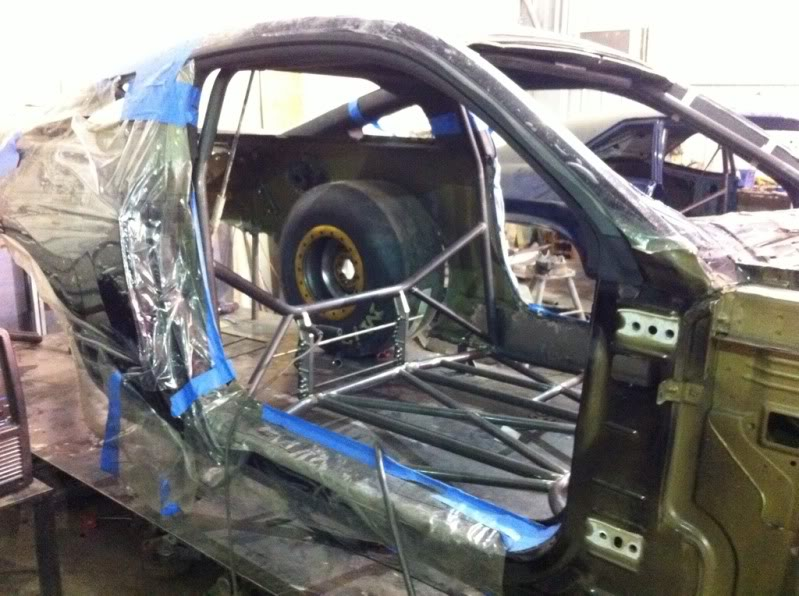 Hemi Twin Turbo Outlaw 10.5 Shelby build - Page 3 Eb8efd57