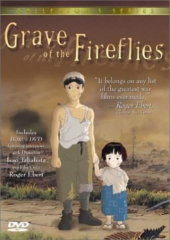 Grave of the Fireflies. 火垂るの墓 Grave_of_the_Fireflies_DVDcover