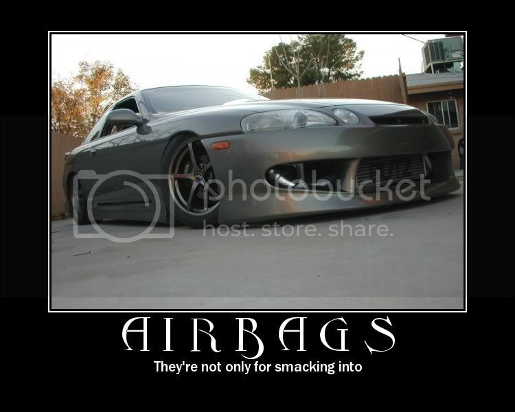 Motivation! AIRBAGS