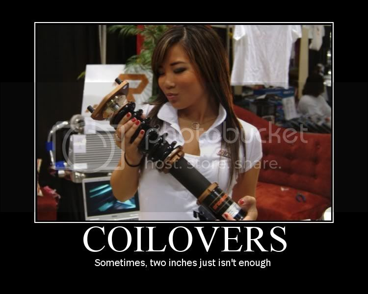 Motivation! COILOVERS