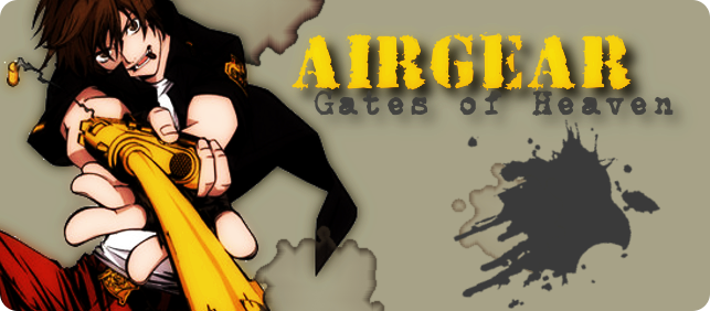 AIRGEAR :: Gates of Heaven