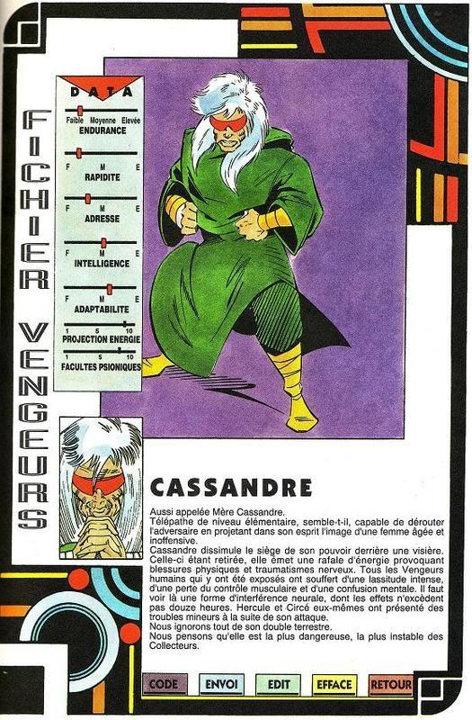 Cassandre 6-1