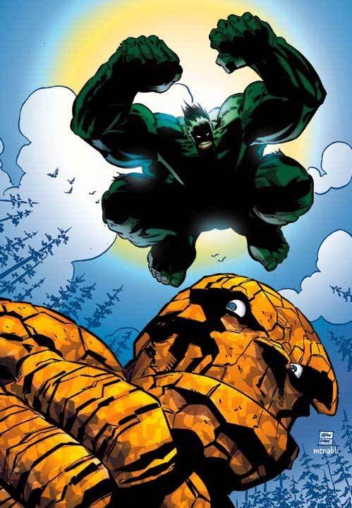 La Chose ( Thing ) Thing_Hulk
