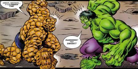 La Chose ( Thing ) Titans
