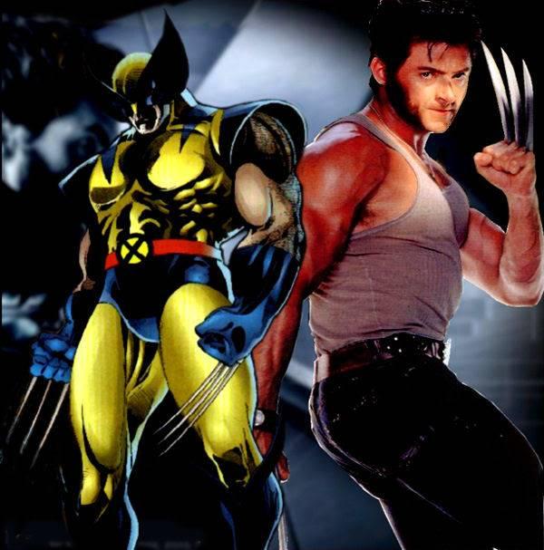 SERVAL ( Wolverine ) G796