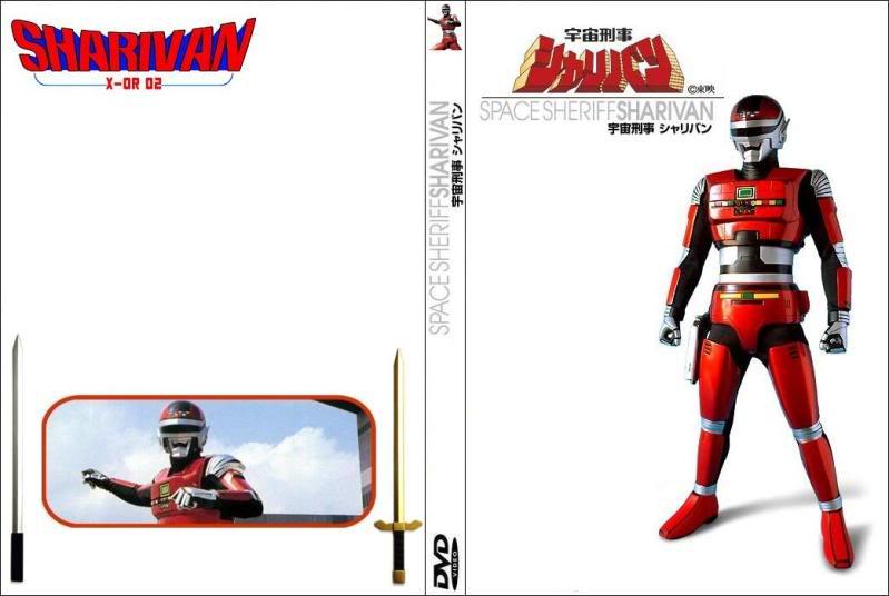 Projet pour creer Jaquette DVD de nos Series MARVEL SharivanDVD