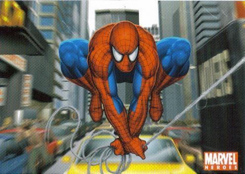 PETER PARKER / SPIDERMAN SuperHeroes