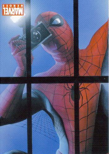 PETER PARKER / SPIDERMAN SuperHeroes003
