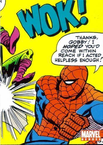PETER PARKER / SPIDERMAN SuperHeroes004
