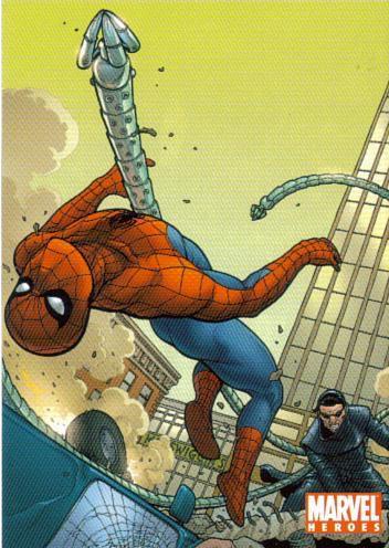 PETER PARKER / SPIDERMAN SuperHeroes006